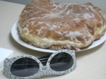 My sunglasses vs. The bear claw
